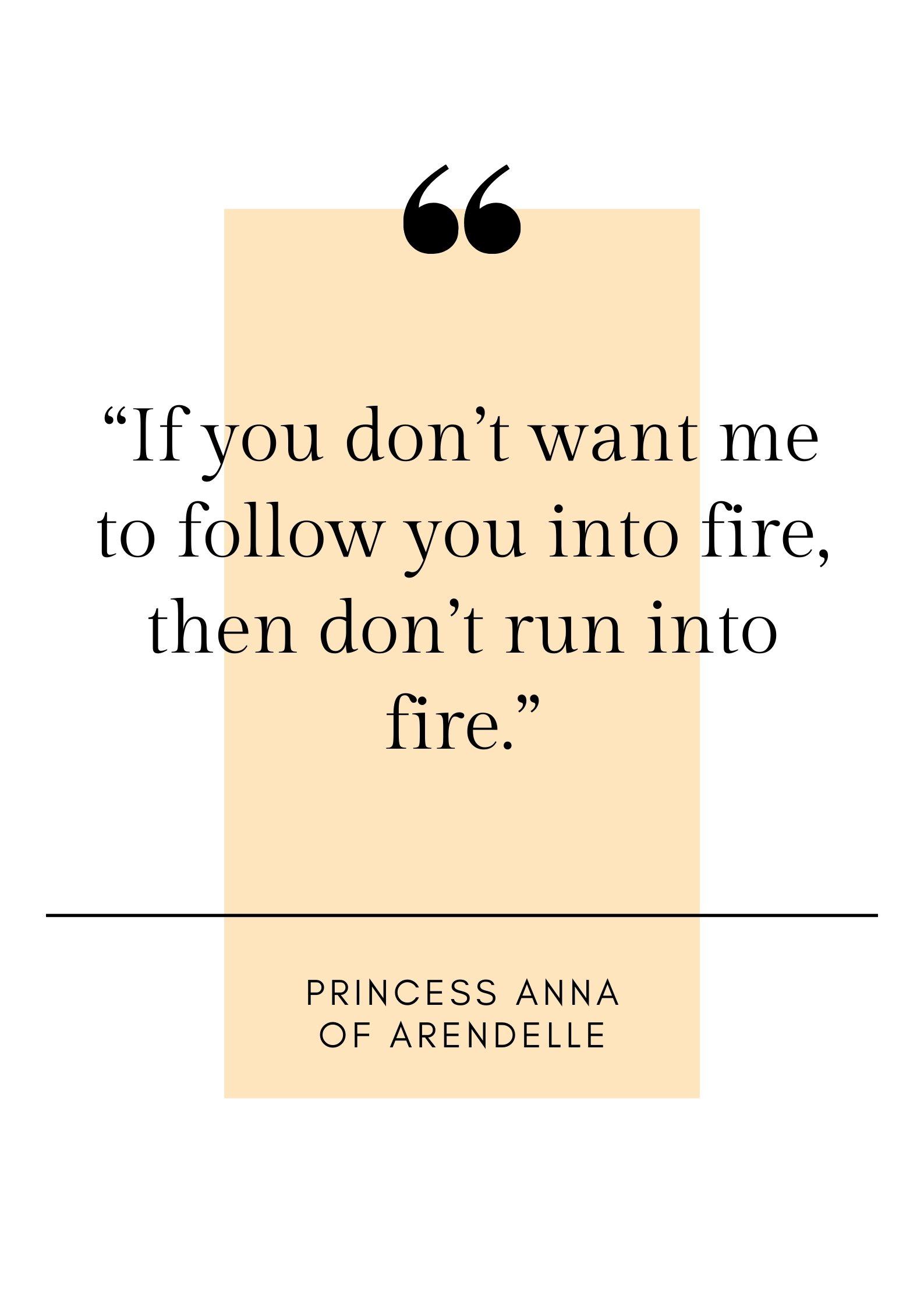 princess anna quote