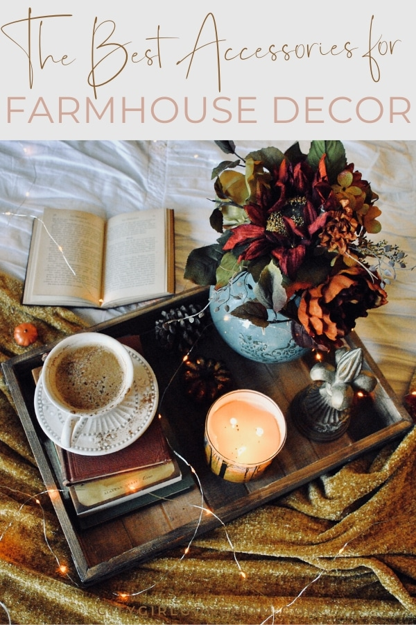 Fall Farmhouse Accessories