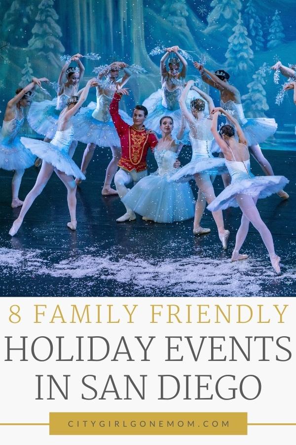 San Diego Christmas Events
