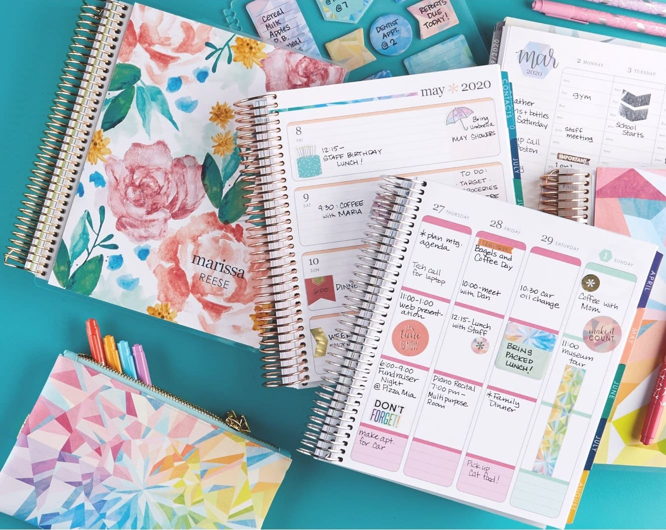 planners and office accessories