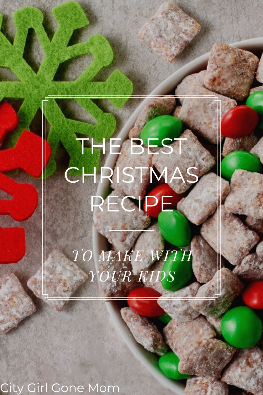 chex mix christmas recipe