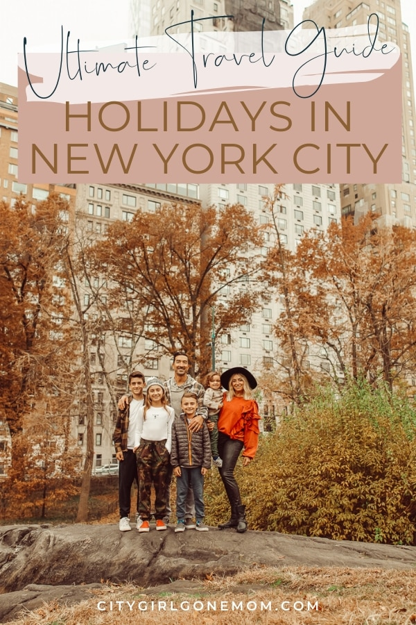 new york city family