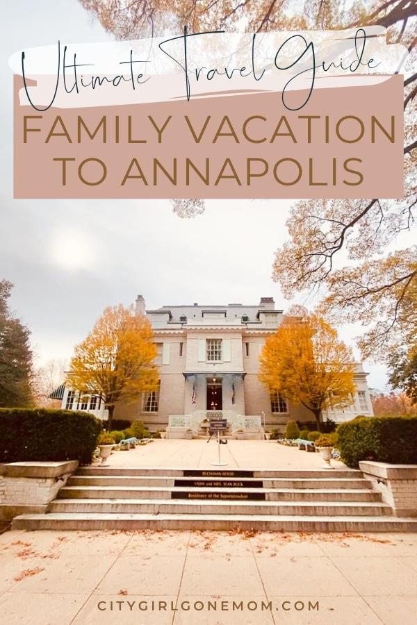 annapolis architecture
