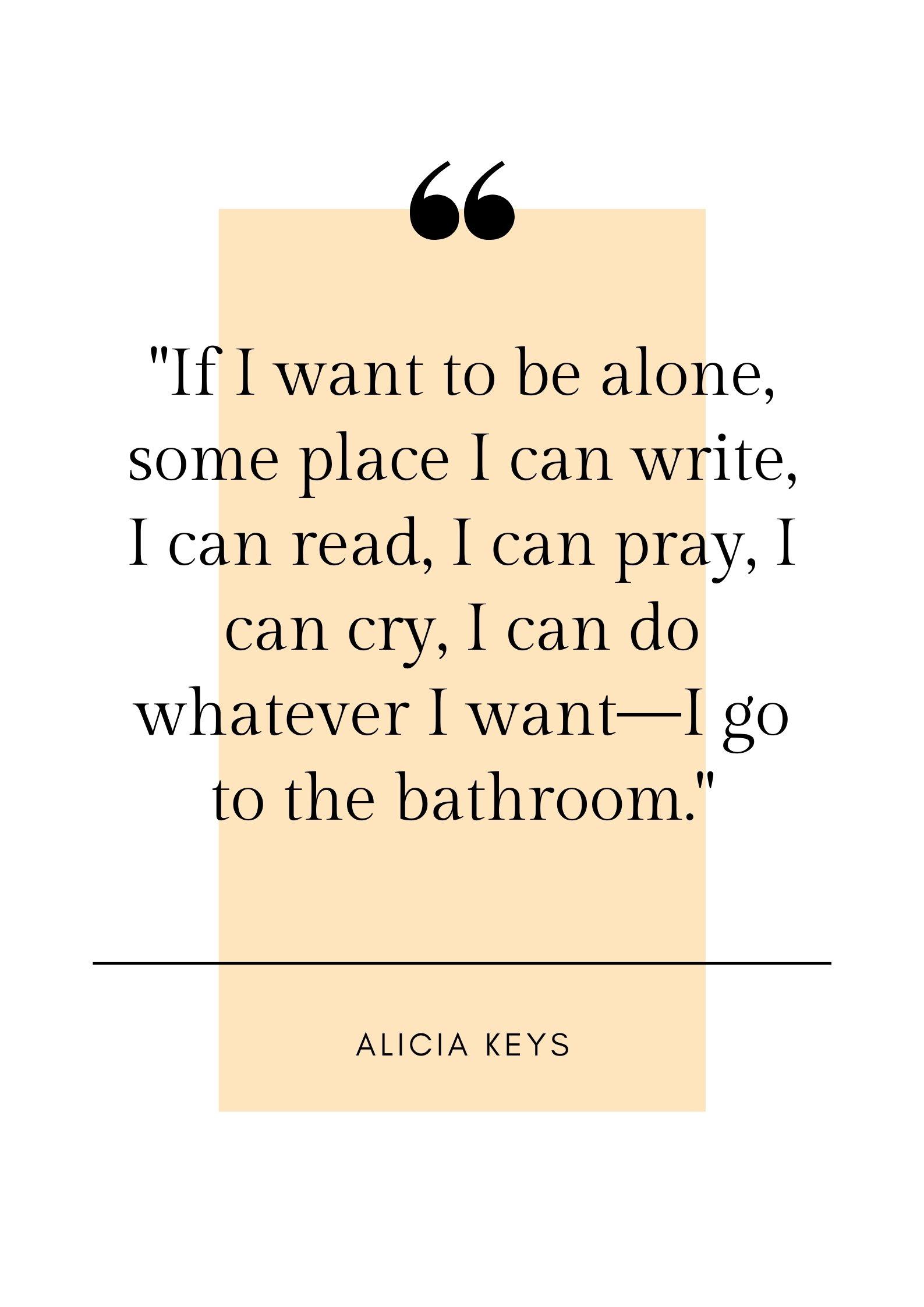 alicia keys quote