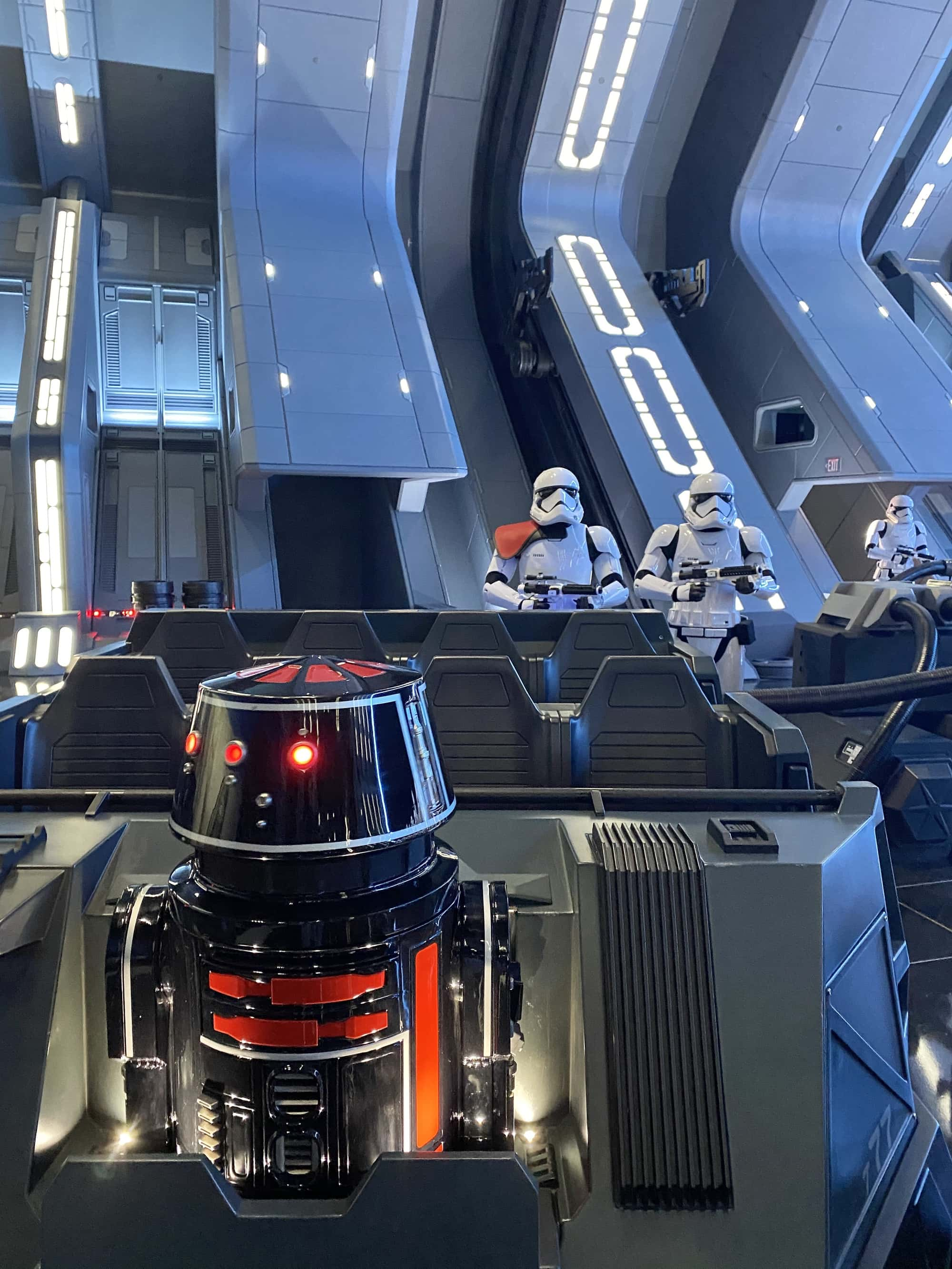 star wars ride disneyland