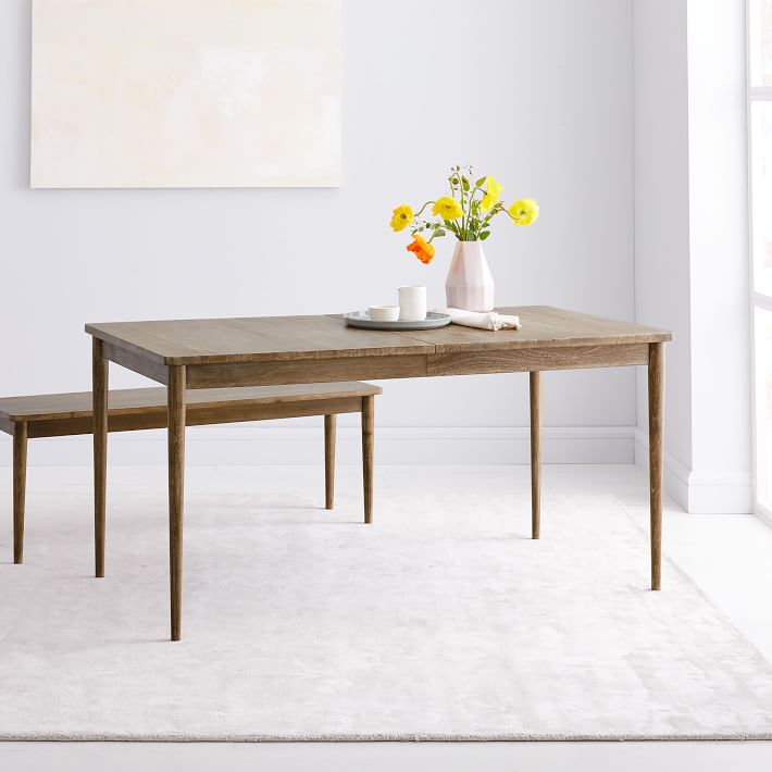 modern farmhouse kitchen table