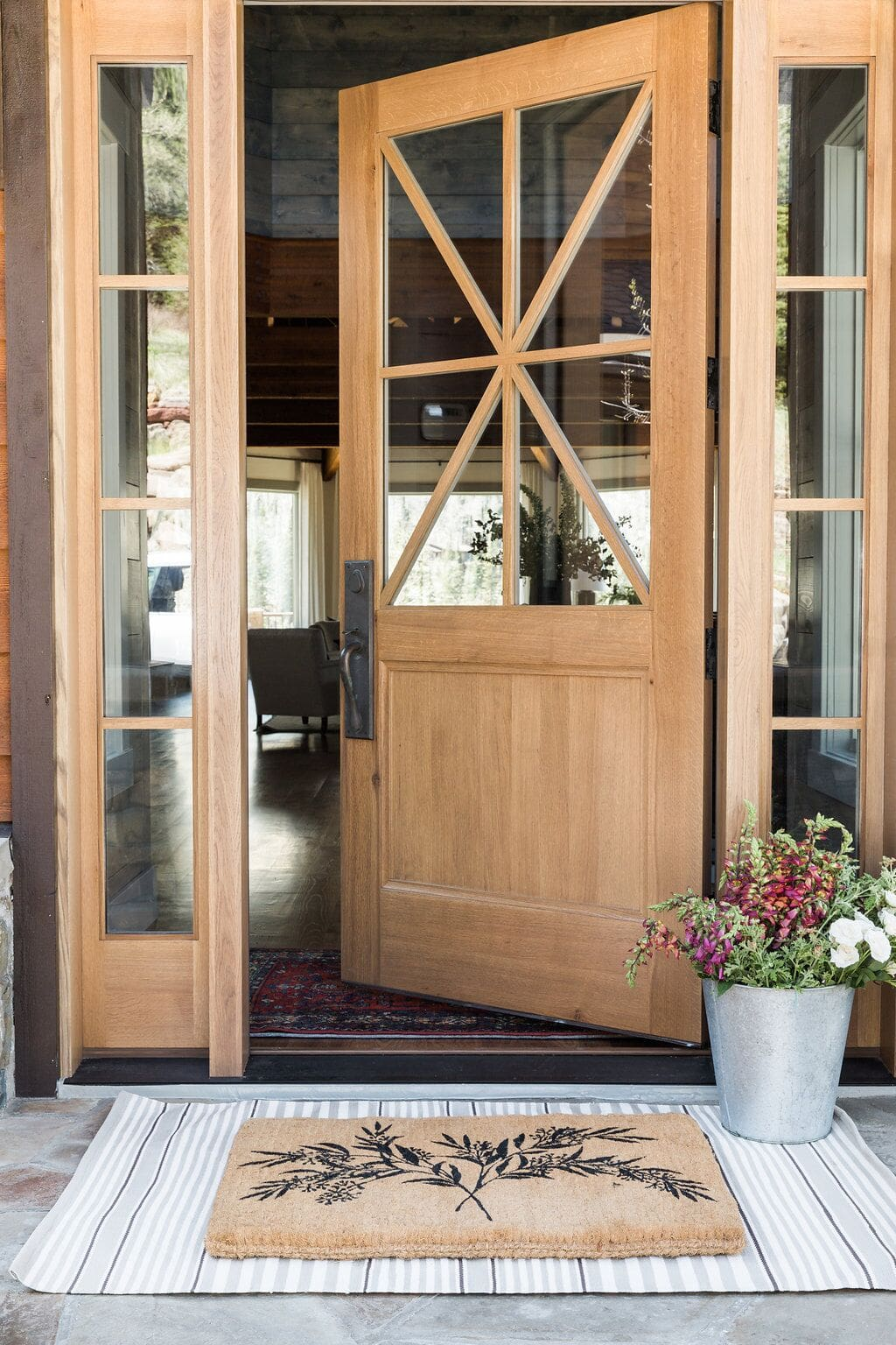 9 Farmhouse Front Door Designs You Ll Want For Your Own Home City Girl Gone Mom