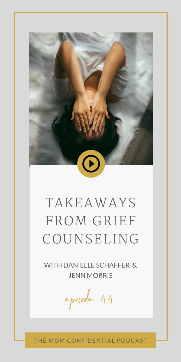 Takeaways from Grief Counseling