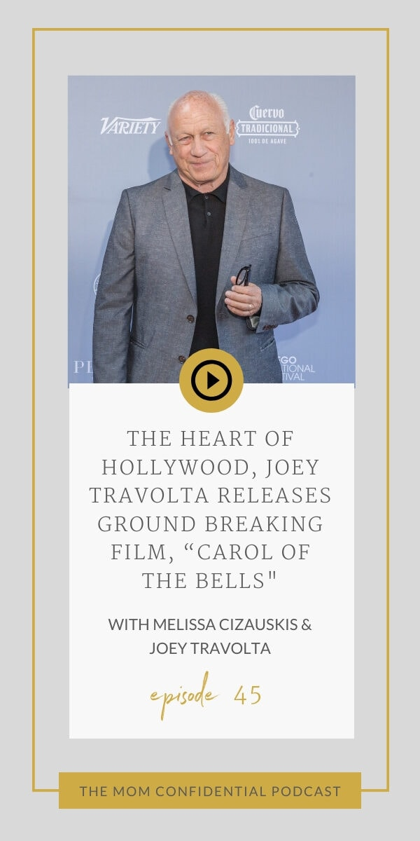 "The Heart Of Hollywood, Joey Travolta Releases Ground Breaking Film, ""Carol of The Bells"""