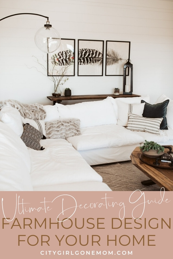 famhouse living room