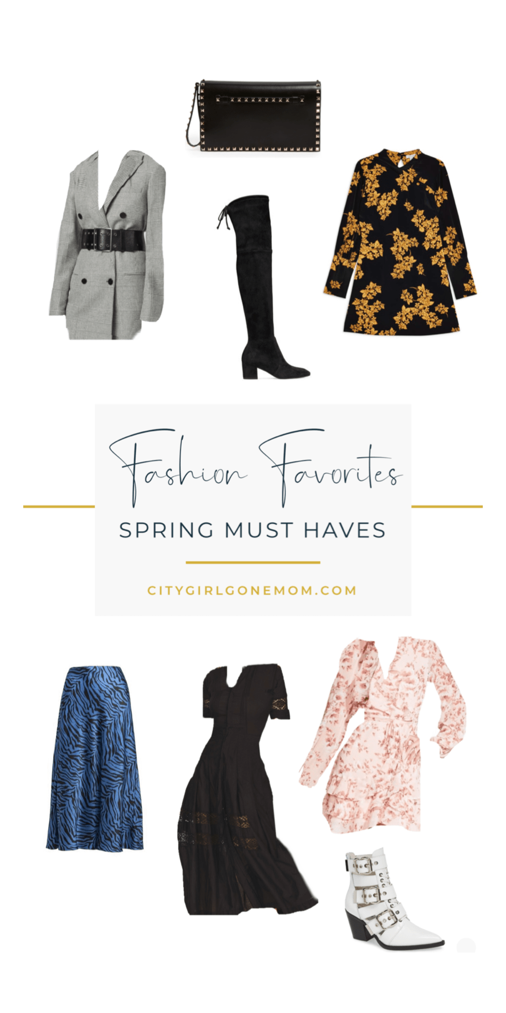 fashion for spring