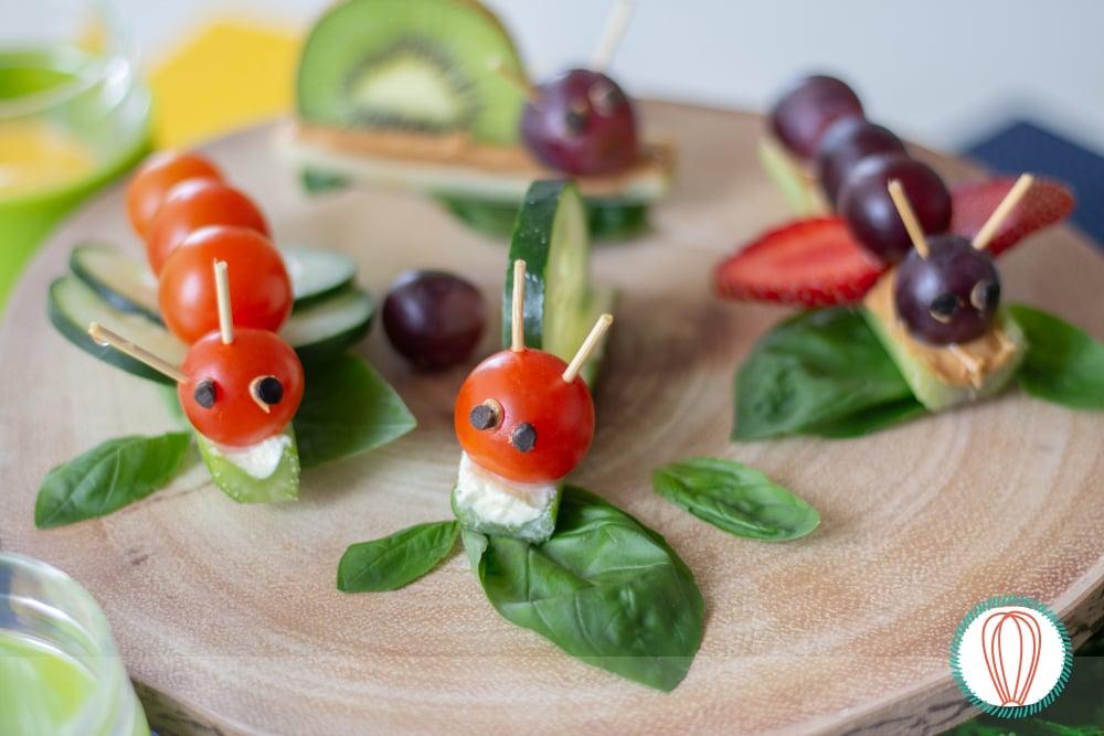 cute kids snacks
