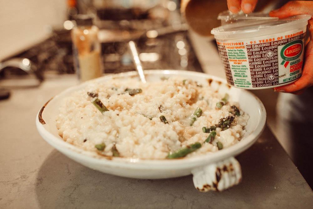 risotto dish