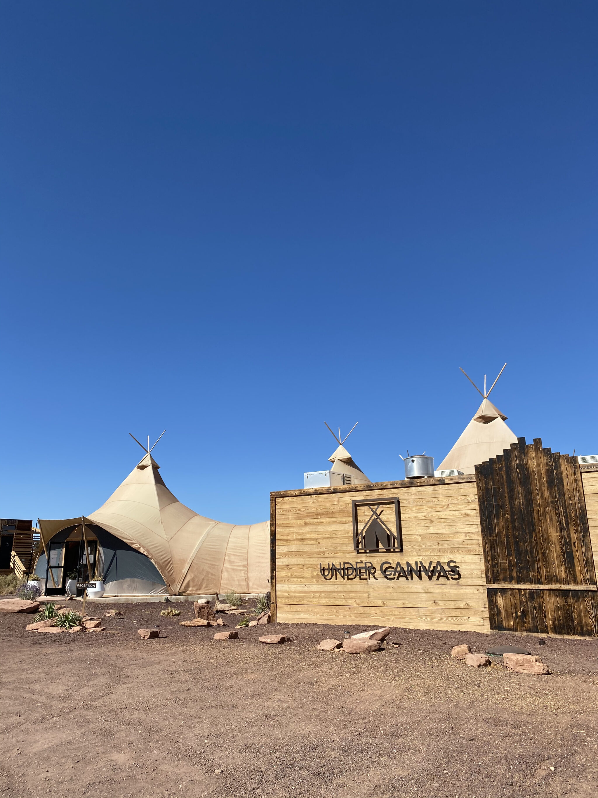 glamping campground
