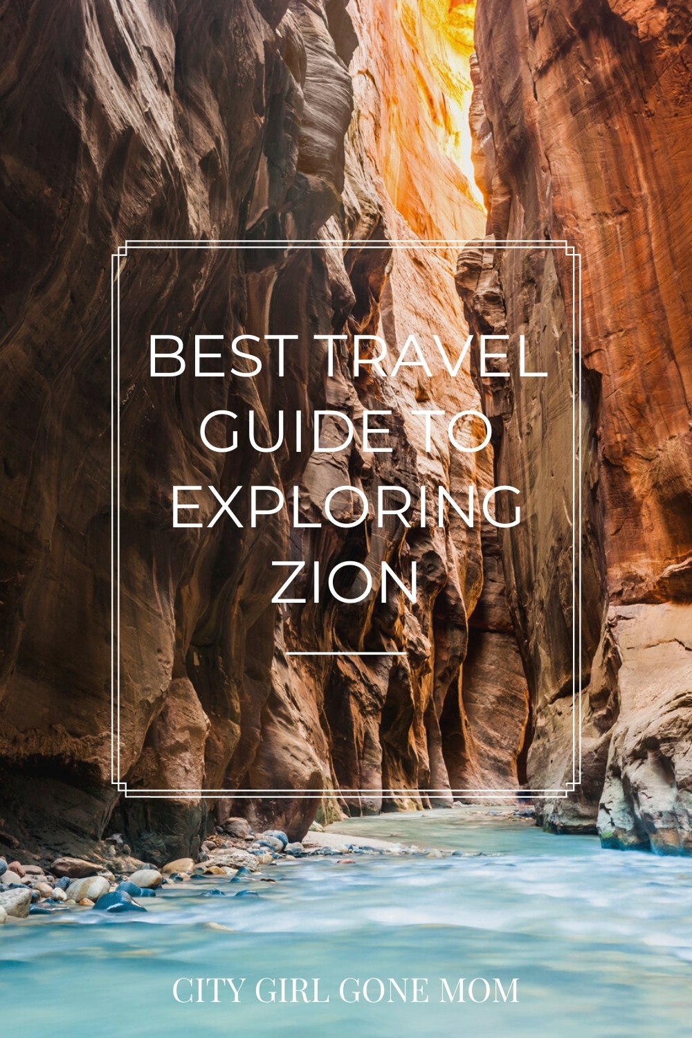 zion camping guide