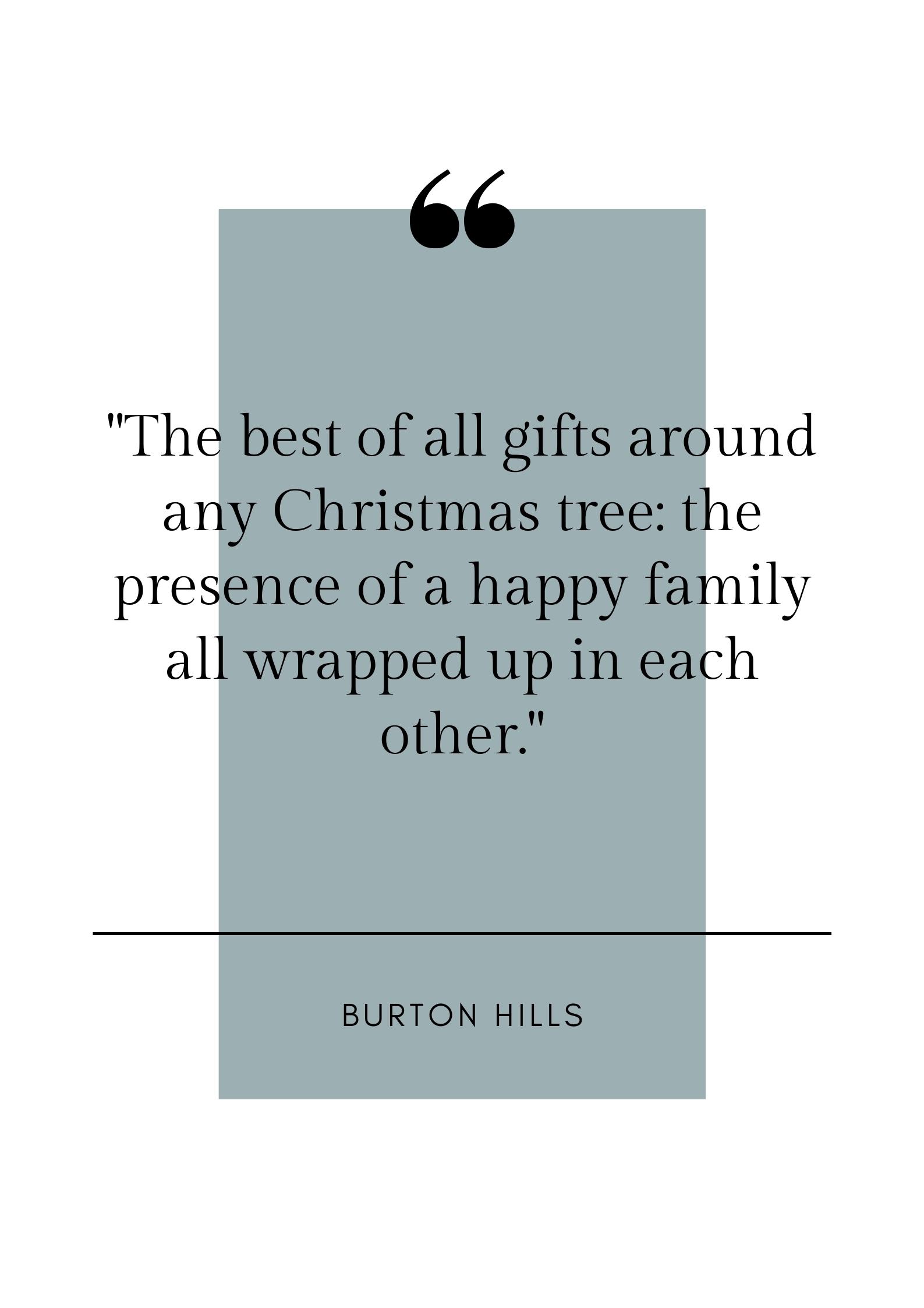 burton hills quote
