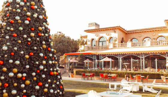 christmas holidays at fairmont grand del mar