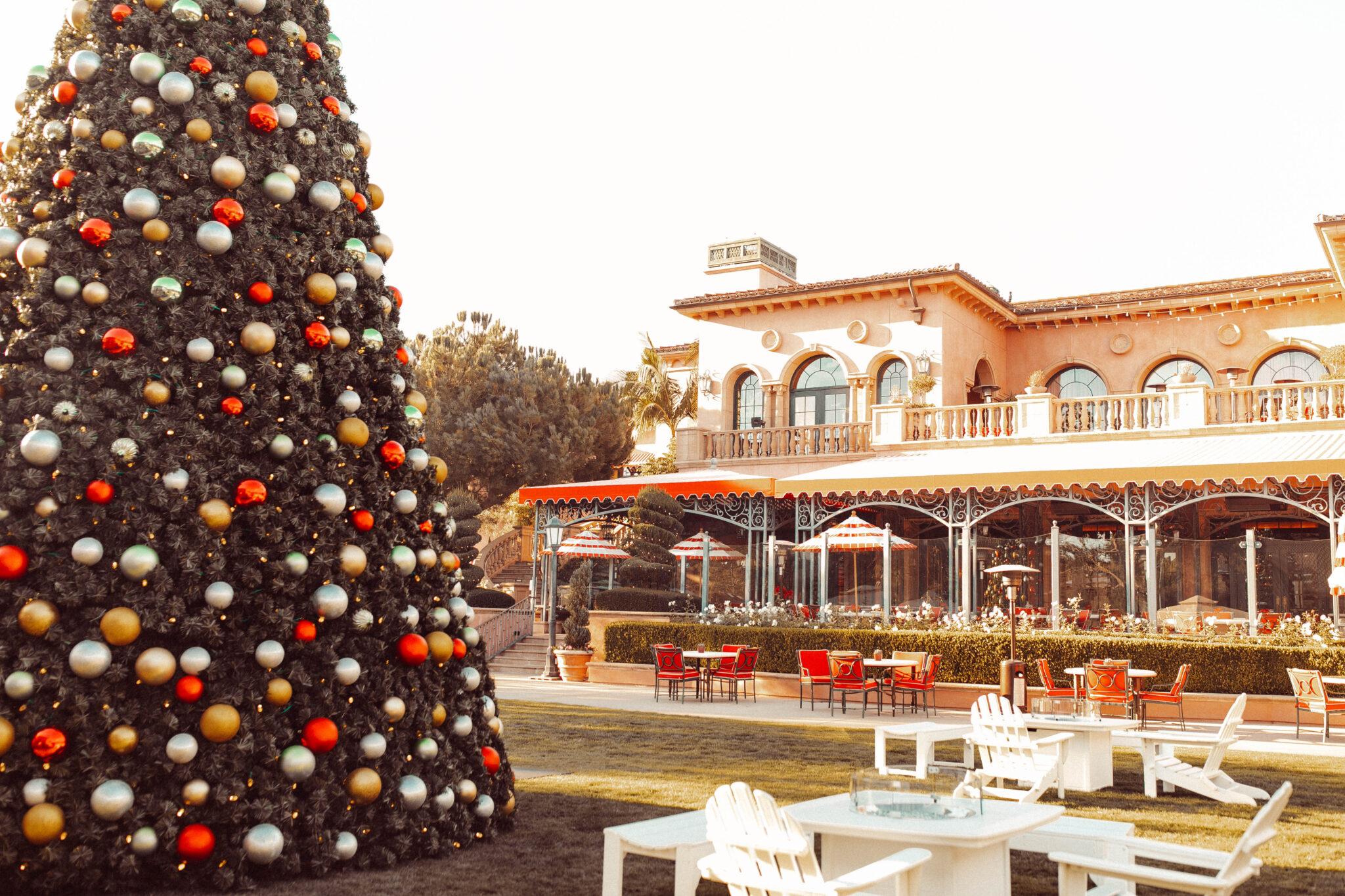 christmas holidays at fairmont grand del mar