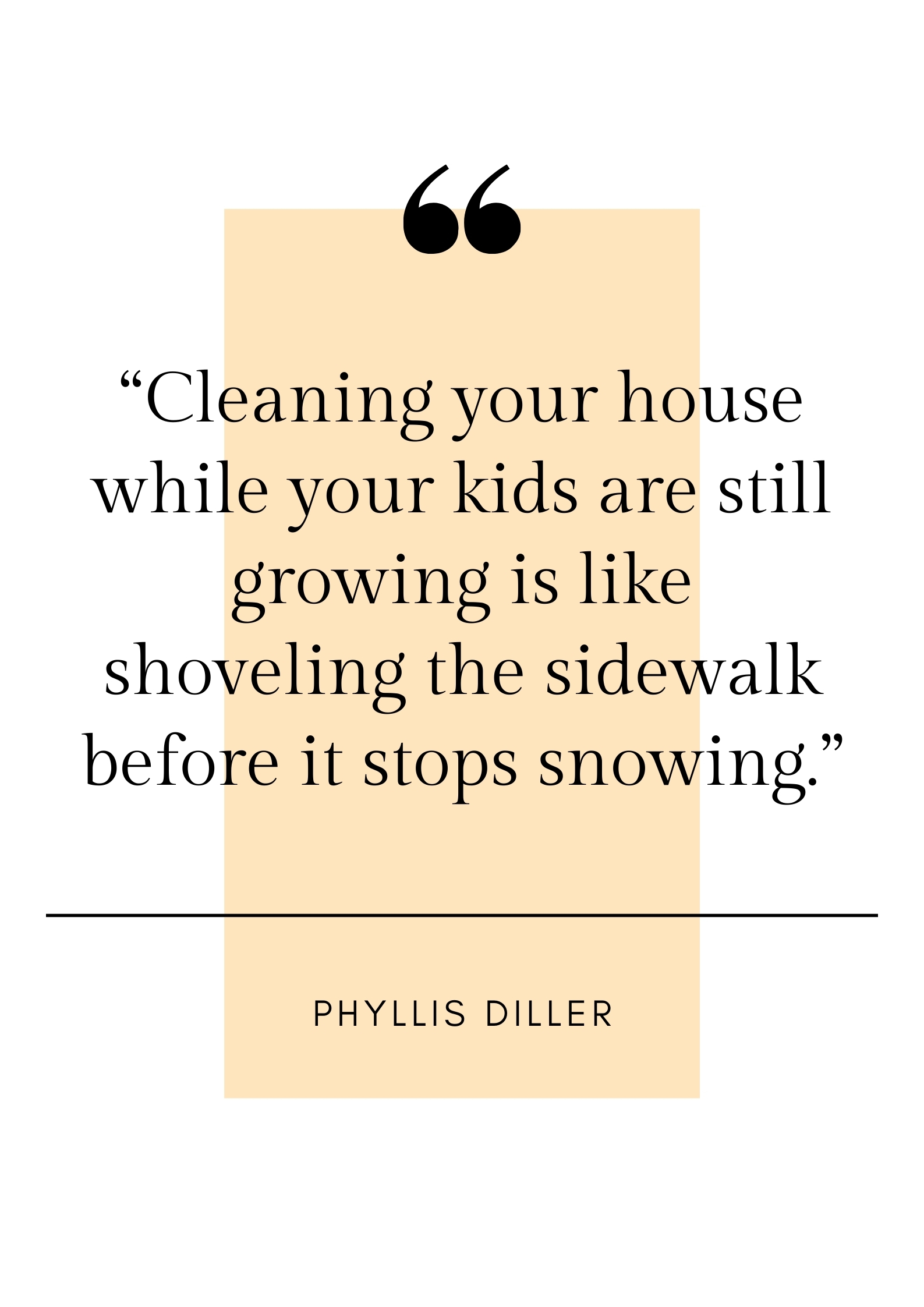 phyllis diller mom quote
