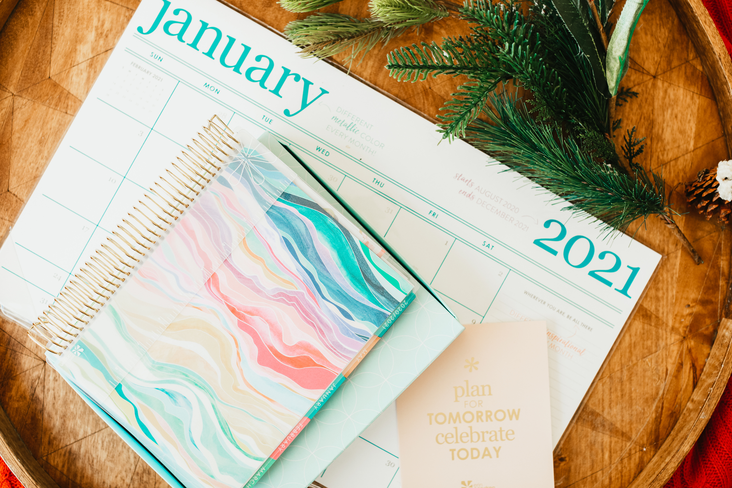 calendar and monthly planner