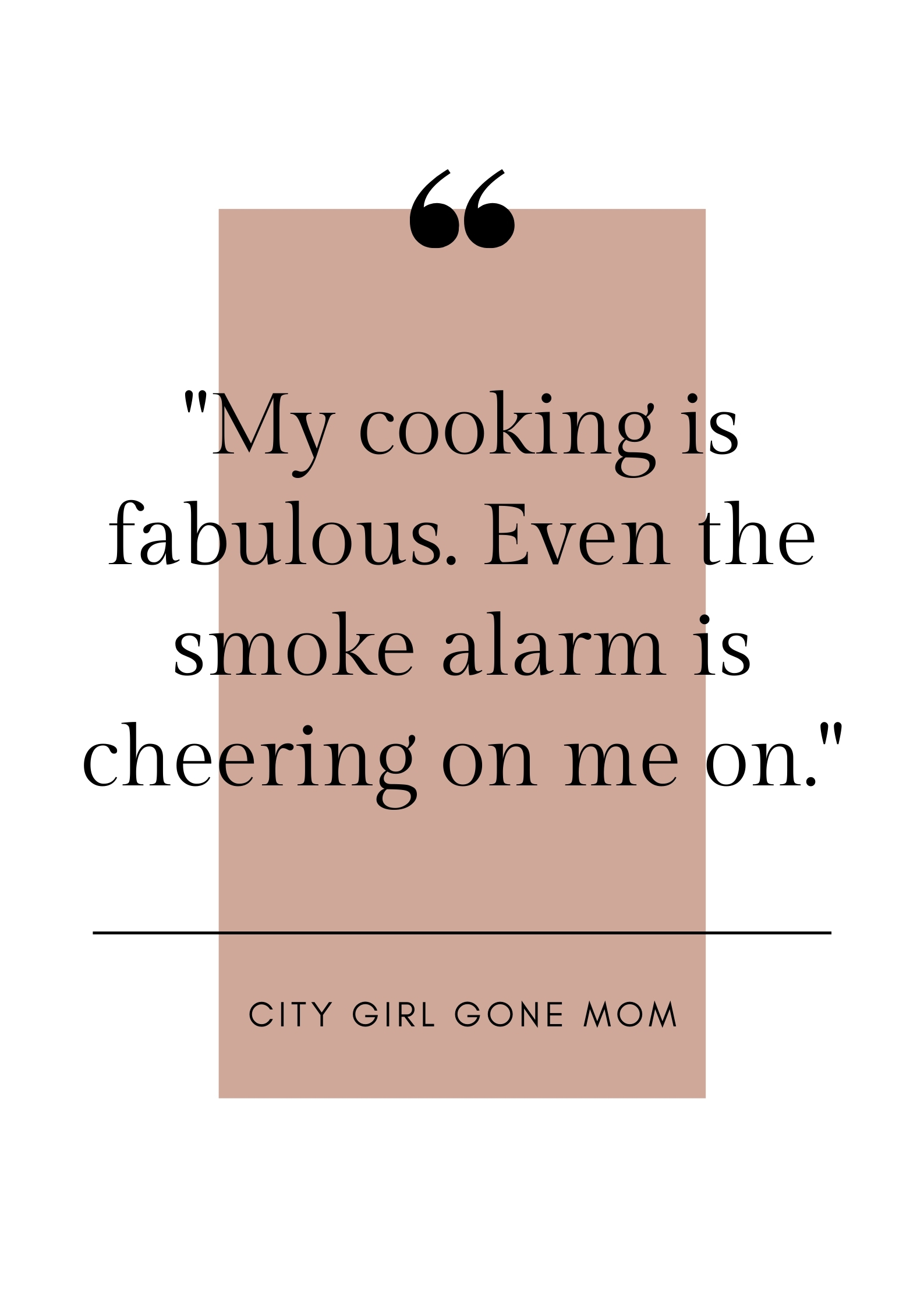 funny cooking quote