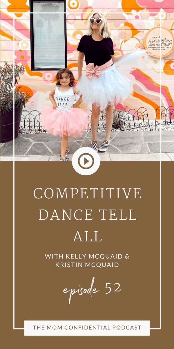 Competitive Dance Tell All