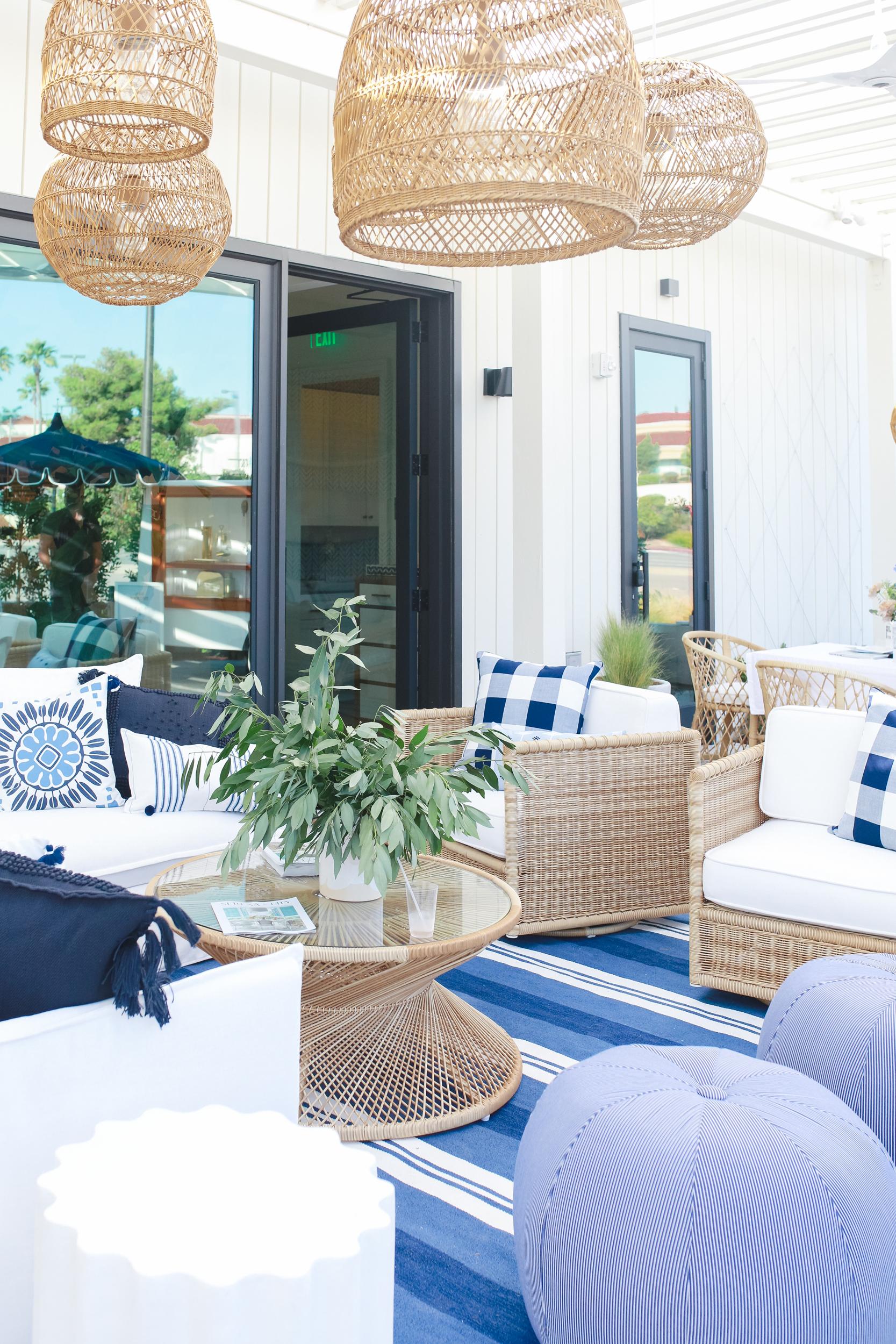 luxury outdoor space