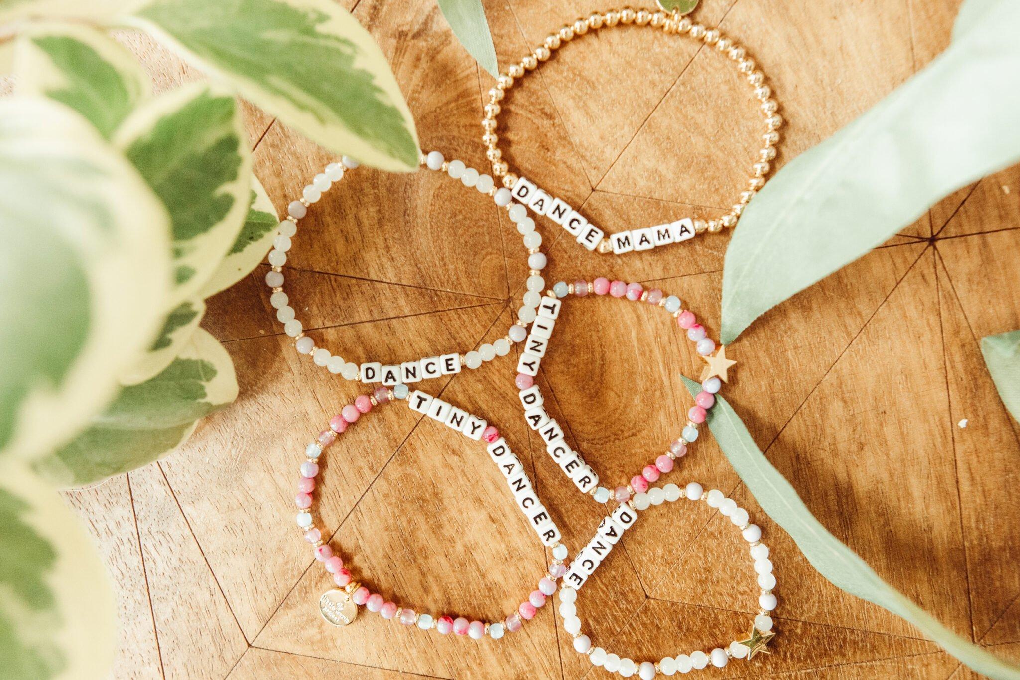 dancer bracelets